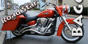 Bad Dad Yamaha Road Star Bagger Kits